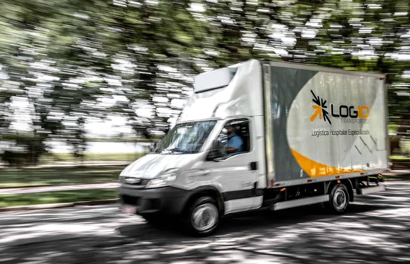 Transporte de alimentos refrigerados