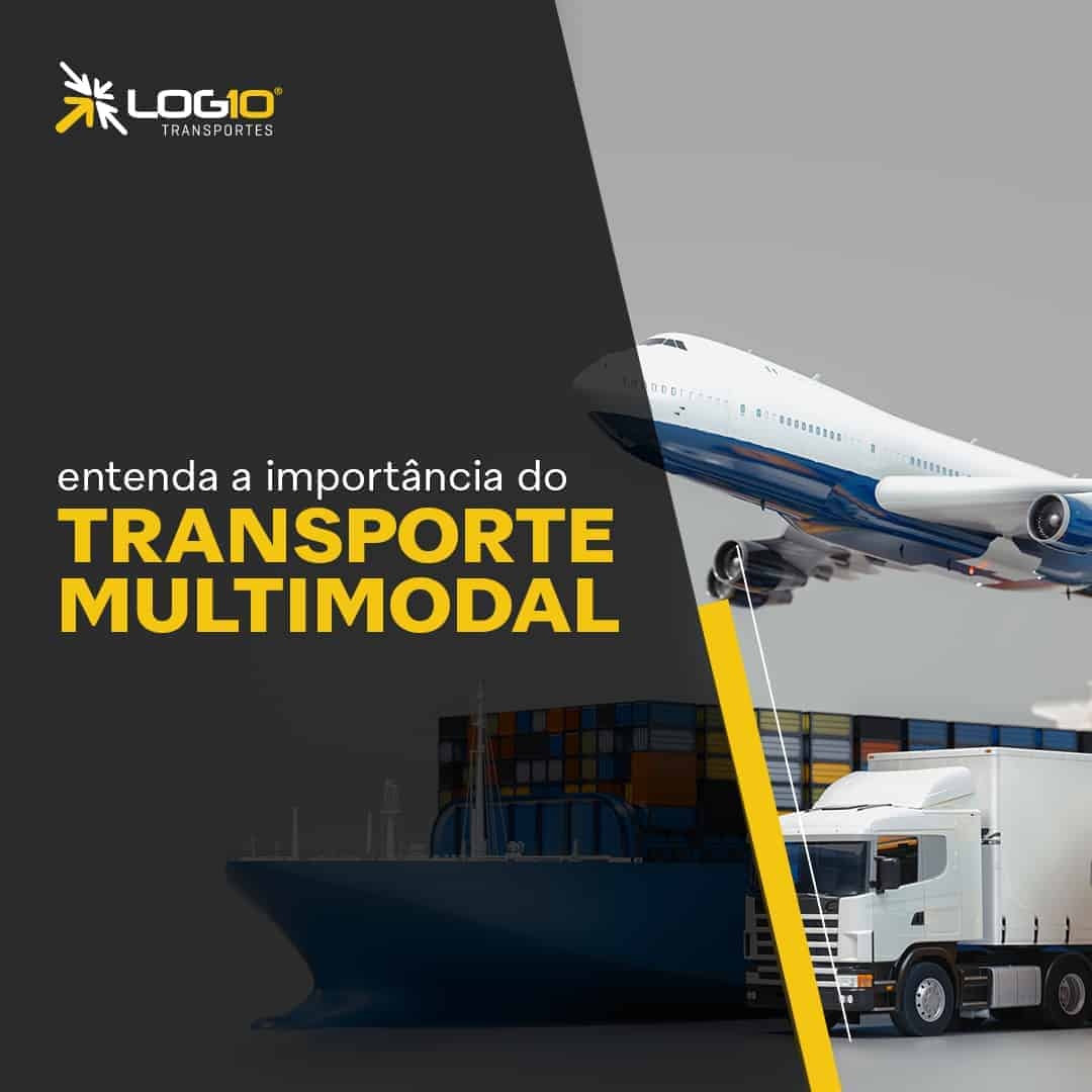 Entenda a importância do transporte multimodal