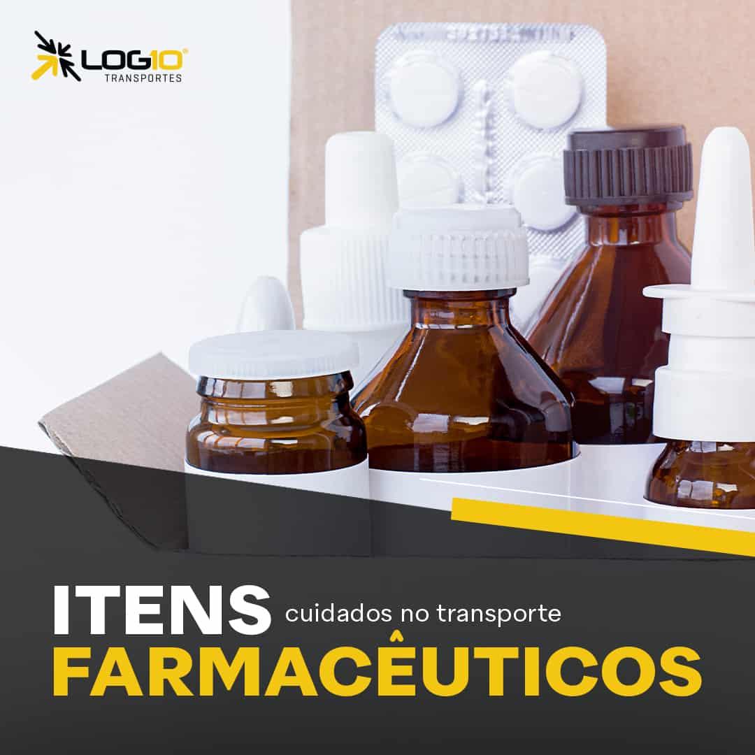 Tudo que você precisa saber sobre cuidados no transporte de itens farmacêuticos
