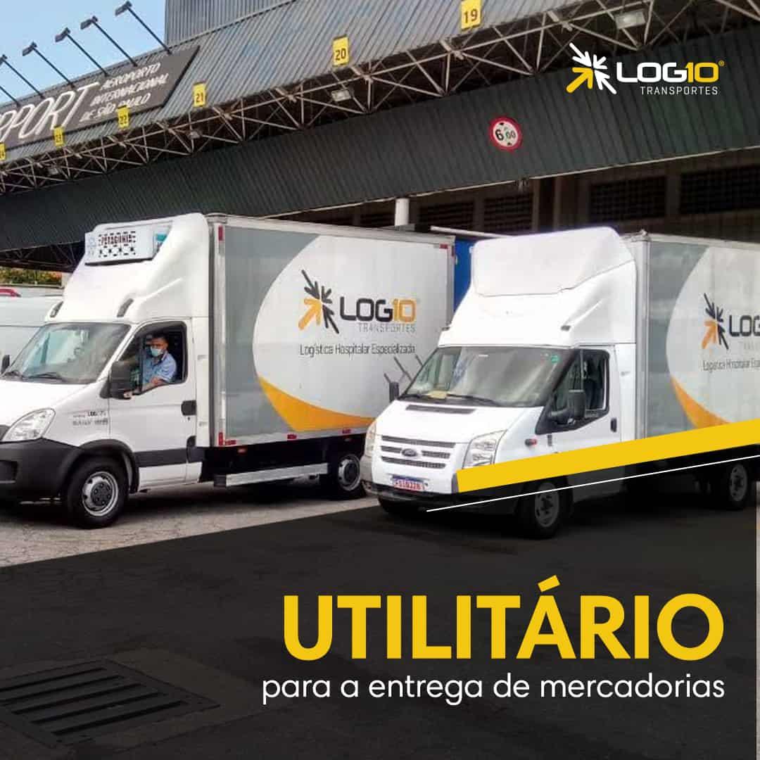 Quando escolher por um utilitário para a entrega de mercadorias é a melhor solução